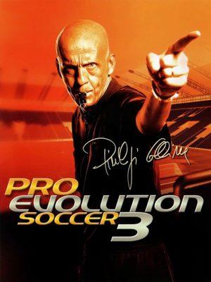 Cover for Pro Evolution Soccer 3.