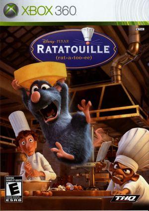 Cover for Ratatouille.