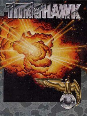 Cover for Thunderhawk.