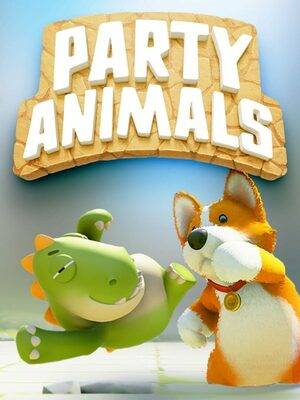 Cover for Party Animals.
