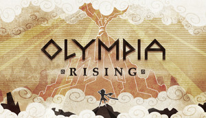 Cover for Olympia Rising.