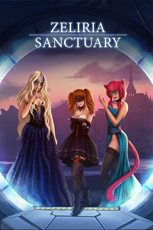 Cover for Zeliria Sanctuary.