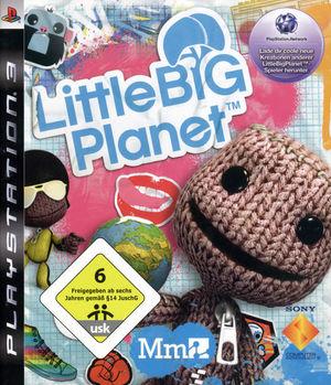 Cover for LittleBigPlanet.