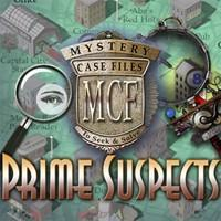 Cover for Mystery Case Files: Prime Suspects.