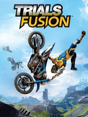 Cover for Trials Fusion.