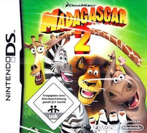 Cover for Madagascar: Escape 2 Africa.