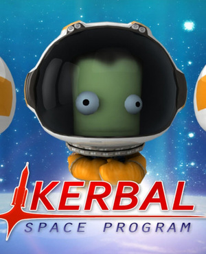 Cover for Kerbal Space Program.