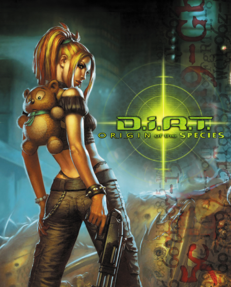 Cover for D.i.R.T.: Origin of the Species.