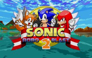 Cover for Sonic Robo Blast 2.