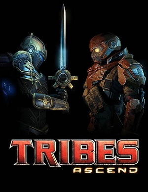 Cover for Tribes: Ascend.