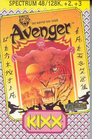 Cover for Avenger.