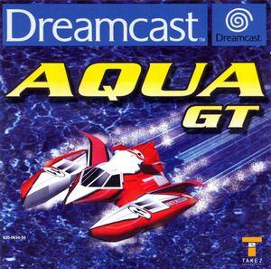 Cover for Aqua GT.