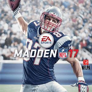 Cover for Madden NFL 17.