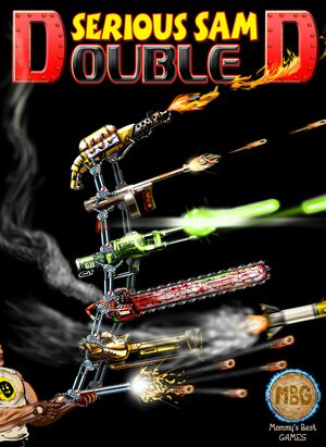 Cover for Serious Sam Double D.