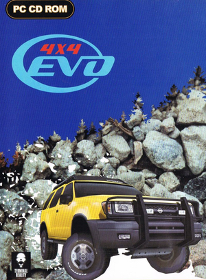 Cover for 4x4 Evo.