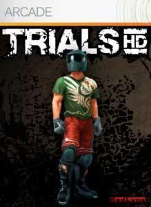 Cover for Trials HD.