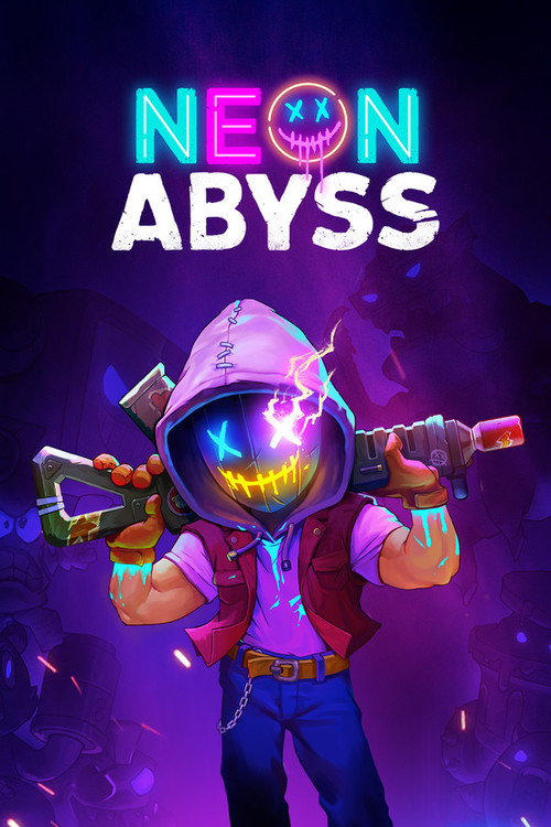 Cover for Neon Abyss.