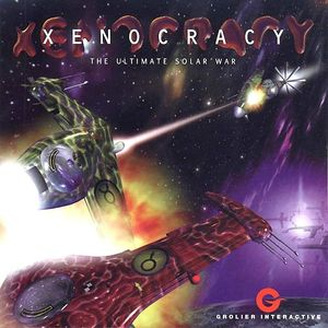 Cover for Xenocracy.