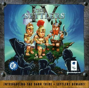Cover for The Settlers IV.