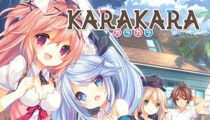 Cover for KARAKARA.