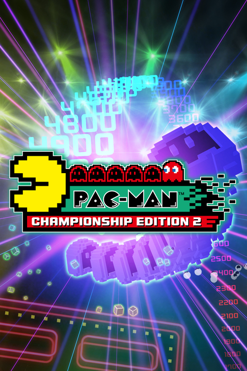 Cover for Pac-Man Championship Edition 2.