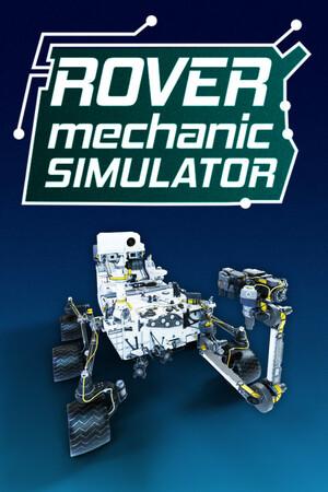 Cover for Rover Mechanic Simulator.