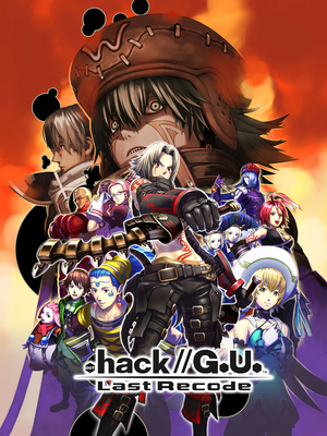 Cover for .hack//G.U. Last Recode.