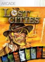 Cover for Lost Cities.
