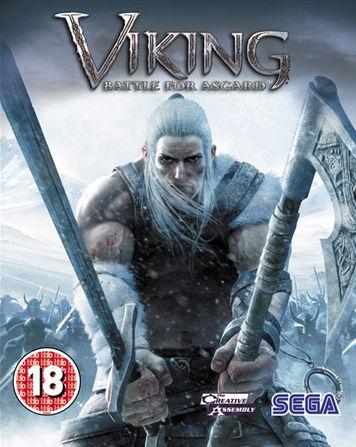 Cover for Viking: Battle for Asgard.