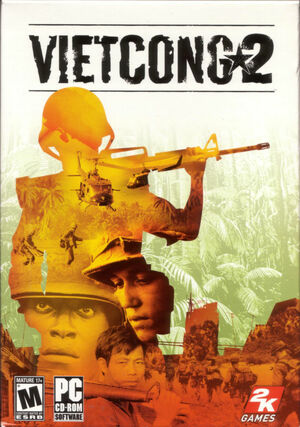 Cover for Vietcong 2.