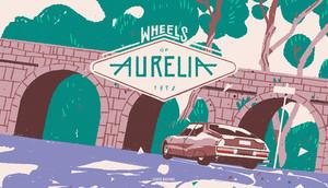 Cover for Wheels of Aurelia.