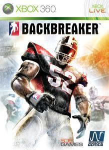 Cover for Backbreaker.