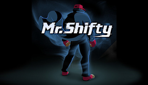 Cover for Mr. Shifty.