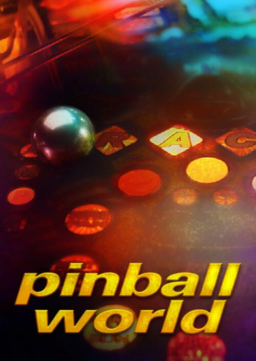Cover for Pinball World.