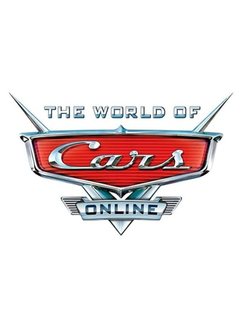 Cover for The World of Cars Online.
