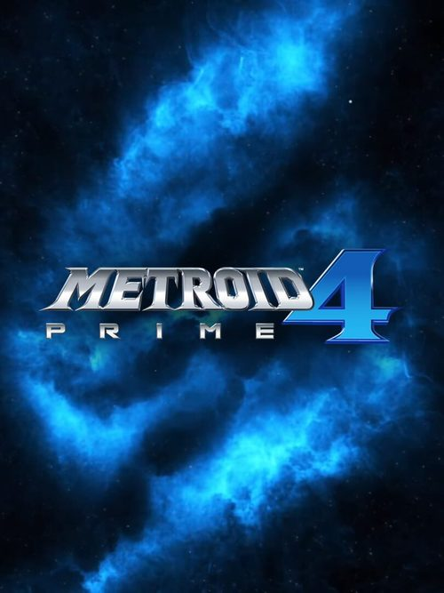 Cover for Metroid Prime 4.