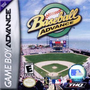 Cover for Baseball Advance.