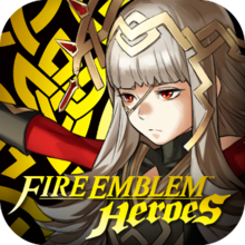 Cover for Fire Emblem: Heroes.