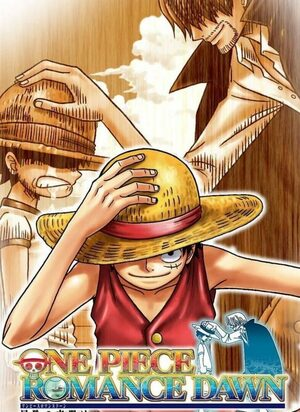 Cover for One Piece: Romance Dawn.