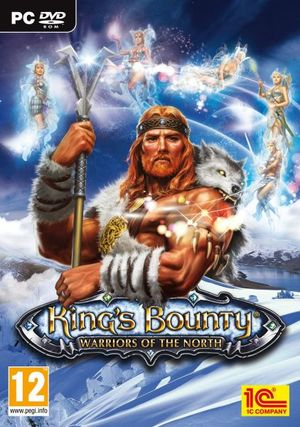 Cover for King's Bounty: Warriors of the North.