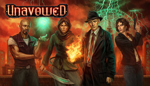 Cover for Unavowed.
