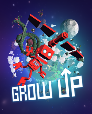 Cover for Grow Up.
