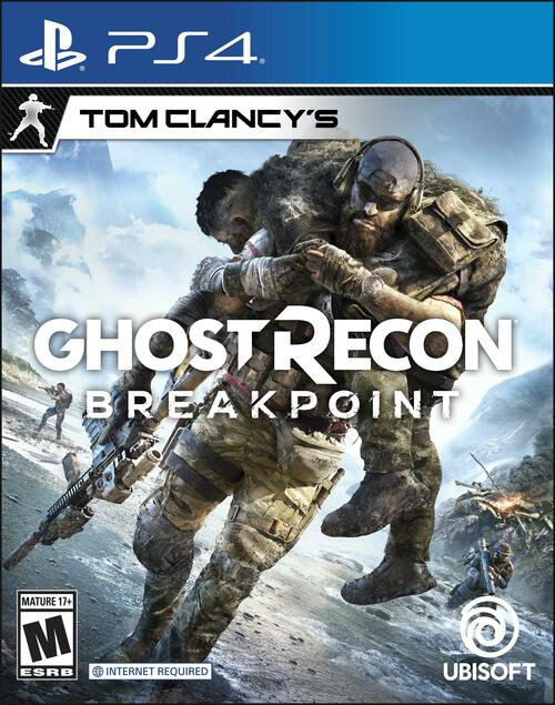 Cover for Tom Clancy's Ghost Recon Breakpoint.