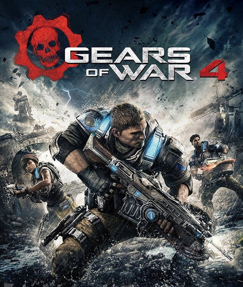 Cover for Gears of War 4.