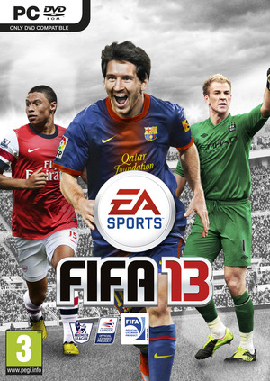 Cover for FIFA 13.