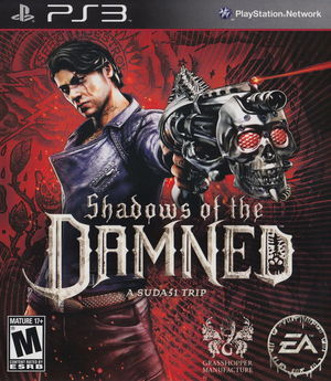 Cover for Shadows of the Damned.
