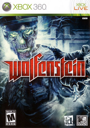 Cover for Wolfenstein.