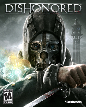 Cover for Dishonored.