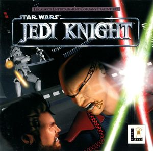 Cover for Star Wars Jedi Knight: Dark Forces II.