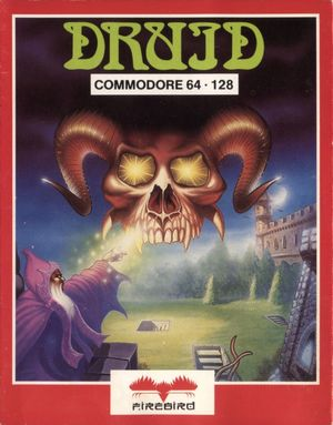 Cover for Druid.